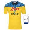 Homens Amarelo + Serie A