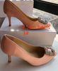 3 # 핑크 9.5cm 발 뒤꿈치