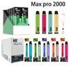 Max Pro 2000Puffs