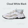 6 nuages blanc blanc