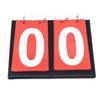 2 red Scoreboard