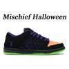 Halloween do malfeitor