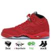 D19 Red Suede 36-47