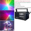 5w rgb laser 40K