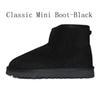 Mini Boot-Black classico