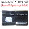 2 Orman Boys 3.5g Siyah Geri