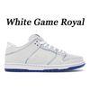 Jogo branco real
