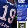 Combine a versão desgastada Porto final 2021