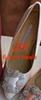6.5cm 발 뒤꿈치 2 # 화이트