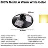 300W Model A Warm White Color
