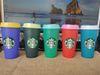 كأس القهوة خمسة ألوان