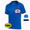 Fãs Italia 2021 Home Blue + Euro Patchs