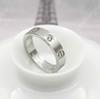 4mm wide - Silver