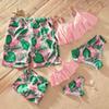 6936 verde rosa