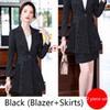 Costumes de jupe noire