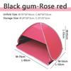 M: Rose red-Black gum