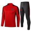B459 # 21 22 Meio Zipper Red Kit