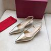 Altın (orta topuk ayakkabı)