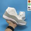 11 # prata metálica branca