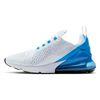 #13 White Blue 36-45