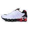 #10 White Black Red