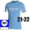 21 22 الرجال الصفحة الرئيسية + UCL