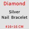 Nagel - # 16 Silberdiamant