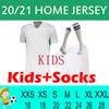 20 21 Home Kids + Chaussettes