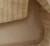 white plaid-beige inside