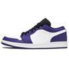 B48 Low Court Purple 36-46