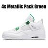 4s Metallic Pack - Pine Green