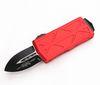 Red handle / black blade