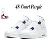 4s Court Purple 36-47