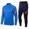 WYG20082122 Half Zipper Kit Blue