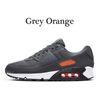 40-45 orange grise
