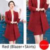 Costumes de jupe rouge