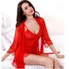 Rote Nachthemd
