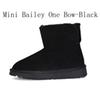 Mini Bailey One Bow-Black