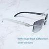 Whiteblk gümüş gri