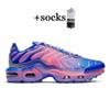 40-46 Fade Blue Pink