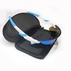 white frame ice blue lens