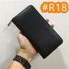 # R18 EP1 con cerniera in pelle