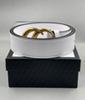 G9 # Boucle d'or + ceinture blanche