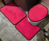 10 # глубокий розовый, буквы шаблон