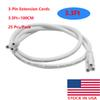3.3ft extension cords