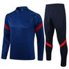 B465 # 2122 Half Zipper Kit Blue