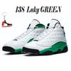 # 44 13s luky green 40-47