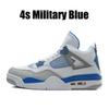 4s Military Blue