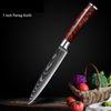 5 nel coltello da paragone