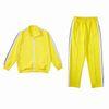 노란색 슈트